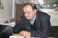 GEORGE WASHINGTON - Prof. Dr. Şeker Açıklaması 'Baz İstasyonları Kansere Yol Açıyor'