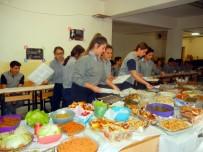 Saniye - Hüseyin Balya Mesleki Ve Teknik Anadolu Lisesi'nde Yerli Malı Haftası