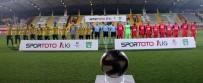 İBRAHIM YıLMAZ - Spor Toto 1. Lig Açıklaması İstanbulspor Açıklaması 1 - Ümraniyespor Açıklaması 1