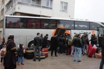 SÜTLÜCE - Telaferli Türkmenler Memleketlerine Dönmeye Başladı