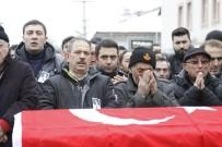 MEHMET YAŞAR - Tren Kazasında Hayatını Kaybeden Makinist Çankırı'da Toprağa Verildi