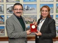 ALTıNDAĞ BELEDIYESI - Tunus Heyetinden Altındağ'a Ziyaret