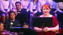 KıRGıZISTAN - Türk Opera Sanatçısı Kosman Kırgızistan'da İtalyan Eseri 'Toska'yı Seslendirdi