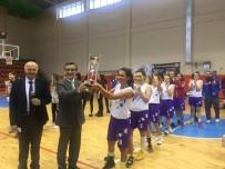 SADETTIN YÜCEL - Üniversitelerarası Basketbol Ligi'nde Birinci Lige Yükselen Takımlar Belli Oldu