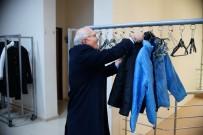 SOSYAL HİZMET - Uşak'ta 'Askıda Giysi' Projesi