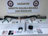METAMFETAMİN - Uyuşturucu Tacirlerine Eş Zamanlı Operasyon Açıklaması 11 Gözaltı