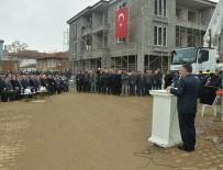 Vali Yazıcı 'Sadece Bir Devlet Binası Olmayacak.'