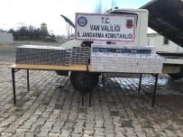 KAÇAK SİGARA - Van'da 24 Bin 690 Paket Kaçak Sigara Ele Geçirildi