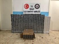 KAÇAK SİGARA - Van'da 6 Bin Paket Kaçak Sigara Ele Geçirildi