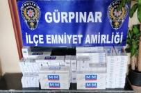 KAÇAK SİGARA - Van'da Bin 262 Paket Kaçak Sigara Ele Geçirildi