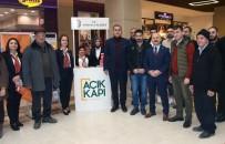 AMASYA VALİSİ - Alışveriş Merkezine 'Açık Kapı'