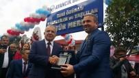 Ayancık'ta Engelliler Ve Yaşlılar Yaşam Merkezi Açıldı