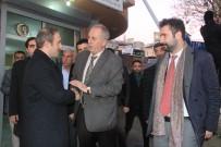CÜNEYT EPCIM - Başkan Epcim'den Başkan Keskin'e Ziyaret