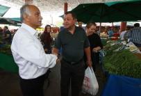 KARABAĞ - Başkan Karabağ Açıklaması 'Yerel Üretimi, Tarımdan Sanayiye Her Alanda Desteklemek En Doğrusu'