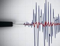KANDILLI RASATHANESI - Bursa'da 3,9 şiddetinde deprem
