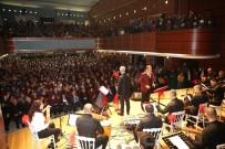TÜRK HALK MÜZİĞİ - Büyükşehir Konservatuvarı'ndan Muhteşem Konser