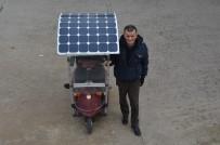 ALTINORDU - Engelini 'Güneş Enerjisi' İle Aşıyor