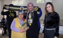 GİRESUN - Giresun Üniversitesi Genç Fenerbahçeliler Grubu'ndan Anlamlı Ziyaret