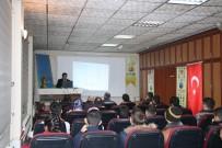 ORTA ASYA - Güneş Vakfı'nda 'Yaşatılmaya Çalışılan Geleneksel Türk Sporları Ve Günümüz Gençliği' Konferansı