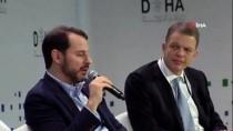 POLITIKA - Hazine Ve Maliye Bakanı Albayrak Doha Forumu'na Katıldı