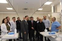 TıP FAKÜLTESI - Koroner Yoğun Bakım İle Kardiyoloji Servislerinin Kapasiteleri Artırıldı