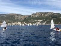 MURAT ERDOĞAN - Likya Kupası Yelken Yarışları Başladı