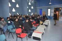 SU ÜRÜNLERİ - Salihli'de Hayvan Besleme Ve Hastalıkları Anlatıldı
