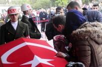 İSTANBUL EMNIYET MÜDÜRÜ - Şehit Üsteğmen Kalo Son Yolcuğuna Uğurlandı