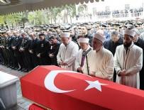 İSTANBUL EMNIYET MÜDÜRÜ - Şehit Üsteğmen son yolculuğuna uğurlandı