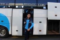 JURAJ KUCKA - Trabzonspor, Beşiktaş Maçı İçin İstanbul'a Gitti