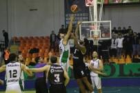 PETKIM - Türkiye Basketbol Ligi Açıklaması Akhisar Belediyespor Açıklaması 84 - Socar Petkim Spor Açıklaması 77