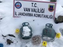 ELEKTRİK KABLOSU - Van Çaldıran'da Terör Operasyonu