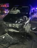 Zonguldak'ta Trafik Kazası Açıklaması 6 Yaralı