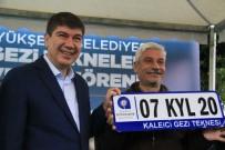 YAT LİMANI - Antalya'da Gezi Teknelerine 'KYL' Plaka