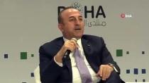 Cemal Kaşıkçı - Bakan Çavuşoğlu, Doha'da Gündemi Değerlendirdi