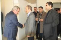 CÜNEYT EPCIM - Başkan Epcim'den Aşiret Lideri Piruzbeyoğlu'na Ziyaret