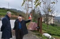 Başkan Sarıalioğlu, Serince Mahallesinde İncelemelerde Bulundu
