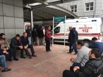 Bursa'da Hamam Faciası