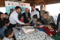 KIZ ÖĞRENCİLER - Çölyak Hastası Çocukların Doğum Günü Kutlandı