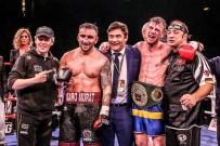 BOKSÖR - EC Boxing, Dünya Şampiyonluk Kemeri Kazandı