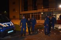 İL JANDARMA KOMUTANLIĞI - Eğlence Sonu Cinayete 2 Tutuklama