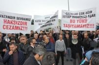 BÜROKRASI - FSM Mağdurları TEM Otoyolunda Bir Araya Geldi