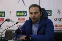 ESKIŞEHIRSPOR - Fuat Çapa Açıklaması 'İsmail Kartal Olanı Anlattı Diye Görevine Son Verildi'