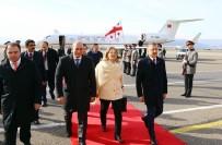 FUAT OKTAY - Gürcistan'ın İlk Kadın Devlet Başkanı Zurabişvili Yemin Etti