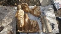 İHLAS - Isparta'da 1600 Yıllık Sidamara Lahdi Ele Geçirildi