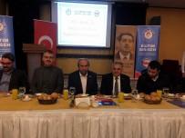 YAŞAR KARAYEL - Kayseri Eğitim Bir Sen 1 Nolu Şube'nin İl Divan Toplantısı Yapıldı