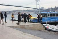 MEHMET ASLAN - Köprüden Atladı, Yaralı Halde Kurtarıldı