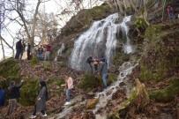 Kozluk'ta Gençler Doğayla Buluştu
