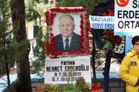 KURAN-ı KERIM - Mehmet Erdemoğlu Mezarı Başında Anıldı