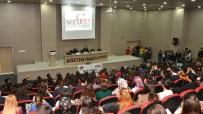 TÜRKÇE EĞİTİMİ - MEÜ'de 'İpek Ongun İle Gençlik Edebiyatı' Etkinliği